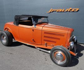 FORD A 32 HOT ROD