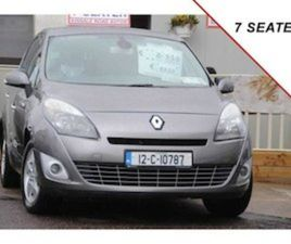 RENAULT GRAND SCENIC GRAND 1.5 DCI DYNAM TOM TOM FOR SALE IN CORK FOR €8950 ON DONEDEAL