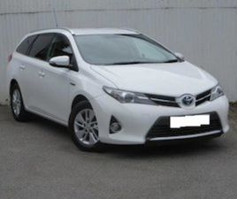 TOYOTA AURIS 1.8 HYBRID ICON ESTATE AUTO FOR SALE IN KILDARE FOR €15495 ON DONEDEAL