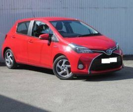TOYOTA YARIS 1.5 HYBRID EXCEL AUTO LOW MILEAG FOR SALE IN KILDARE FOR €12995 ON DONEDEAL