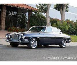 1967 JAGUAR 420G FOR SALE