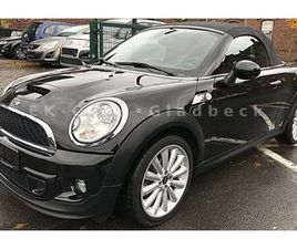 MINI COOPER S ROADSTER 1.6I KLIMA*LEDER*XENON*TOP