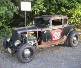 HOT ROD V8 350CI DE 1932