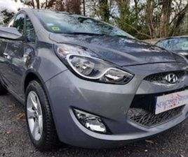2014 HYUNDAI IX20 LOW MILEAGE, NEW NCT FOR SALE IN DUBLIN FOR €8450 ON DONEDEAL