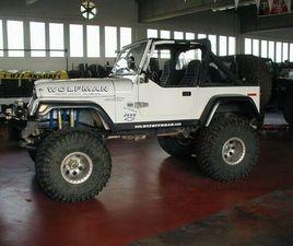 JEEP CJ7 V8 - 1984