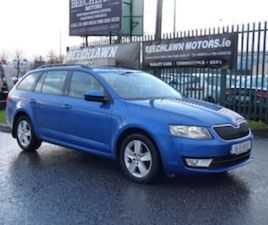 SKODA OCTAVIA 1.6 TDI 105 BHP SE DSG // 11/21 NCT FOR SALE IN DUBLIN FOR €11950 ON DONEDEA