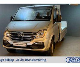 MAXUS EV80 LWB CHASSIS,2020,15 KM,550900,-