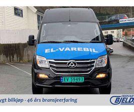 MAXUS EV80 LWB H3 MULTIMEDIA EDT.,2019,15 KM,506600,-