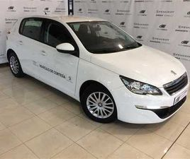 PEUGEOT 308 1.6 HDI BUSINESS LINE 68 KW (92 CV)