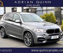 BMW X5 M50D M-SPORT AUTO 7 SEATER FOR SALE IN GALWAY FOR €54950 ON DONEDEAL