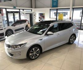 KIA OPTIMA ESTATE FOR SALE IN MAYO FOR €20000 ON DONEDEAL