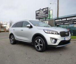 KIA SORENTO 2.2 CRDI PLATINUM 5DR 4WD AUTO 7 SEAT FOR SALE IN DUBLIN FOR €29995 ON DONEDEA