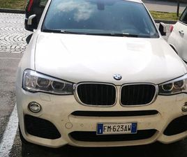 BMW X4 20D XDRIVE - AVIGLIANA (TO)