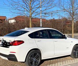 BMW X4 XDRIVE 20D MSPORT - TORINO (TO)