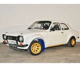 FORD ESCORT MK1 GROUPE 4 205CV