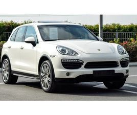 PORSCHE CAYENNE S FOR SALE: AED 99,000