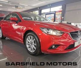 2014 MAZDA 6 2.2 EXECUTIVE..FINANCE>.BAD CREDIT> FOR SALE IN DUBLIN FOR €8950 ON DONEDEAL