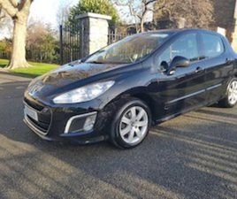 PEUGEOT 308, 2012 1.6 HDI FOR SALE IN DUBLIN FOR €4950 ON DONEDEAL