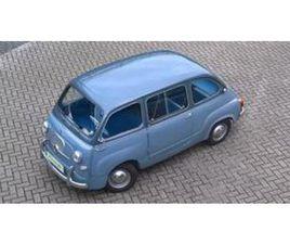FIAT 600 MULTIPLA UIT 01-01-1957 AANGEBODEN DOOR KUCARFA