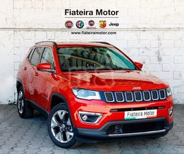 JEEP - COMPASS 1.4 MAIR 125KW LIMITED 4X4 AD AUTO