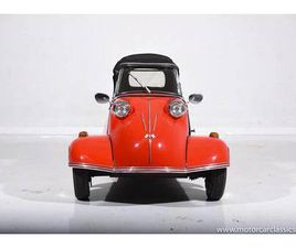 1960 MESSERSCHMITT KR200 FOR SALE