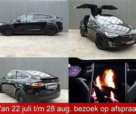 TESLA MODEL X 75D * 4 % * 160 EURO BIJTELLING * AUTO PILOT * EX.