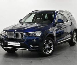 BMW - X3 SDRIVE18D