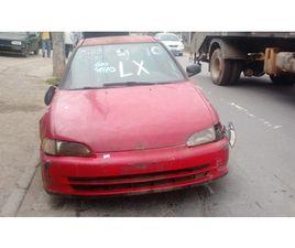 SUCATA HONDA CIVIC 1995 (PARA RETIRADA DE PEÇAS) - R$ 19.000,00