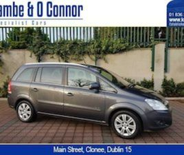OPEL ZAFIRA 1.7 CDTI ELITE 7 SEATS LEATHER HEATED FOR SALE IN DUBLIN FOR €4950 ON DONEDEAL