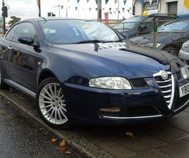 £2,425|ALFA ROMEO GT 2.0 JTS LUSSO 2DR