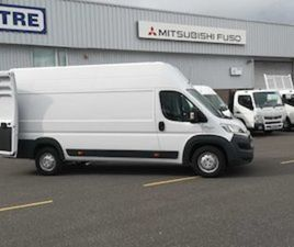 NEW FIAT DUCATO EXTRA HIGH EXTRA LONG 2.3 160BHP FOR SALE IN GALWAY FOR € ON DONEDEAL