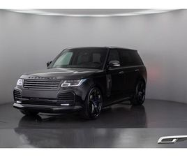 2021 LAND ROVER RANGE ROVER AUTOBIOGRAPHY SWB V8 MODIFIED BY OVERFINCH