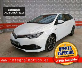 TOYOTA - AURIS 1.8 140H FEEL TOURING SPORTS