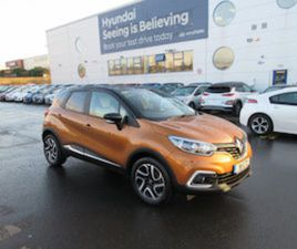 RENAULT CAPTUR ICONIC TCE 90 MY18 4DR FOR SALE IN LIMERICK FOR €17950 ON DONEDEAL