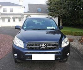 TOYOTA RAV-4 2.2 D4D 4X4, 2007 FOR SALE IN TIPPERARY FOR €4000 ON DONEDEAL