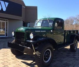 1948 DODGE POWER WAGON FOR SALE