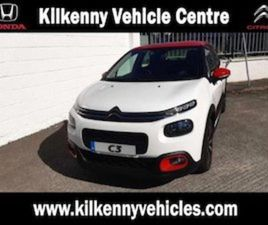 CITROEN C3 FEEL EXCLUSIVE 83 BHP 0 FINANCE 199. FOR SALE IN KILKENNY FOR €20485 ON DONEDEA