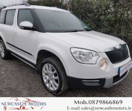 2012 SKODA YETI AUTOMATIC ;;DELIVERY AVAILABLE;; FOR SALE IN DUBLIN FOR €9450 ON DONEDEAL