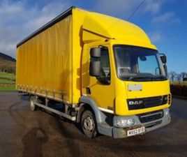 DAF LF 45-160 CURTAIN SIDE FOR SALE IN ARMAGH FOR € ON DONEDEAL