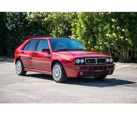 1994 LANCIA DELTA INTEGRALE EVO2 DEALER COLLECTION