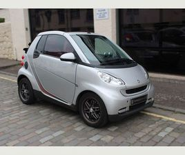 SMART FORTWO 1.0 MHD PULSE CABRIOLET 2DRGB-10 SPECIAL EDITION
