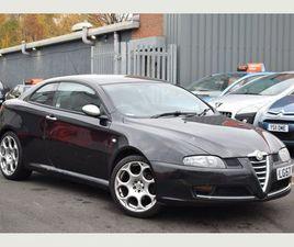 £3,690|ALFA ROMEO GT 2.0 JTS BLACKLINE 2DR