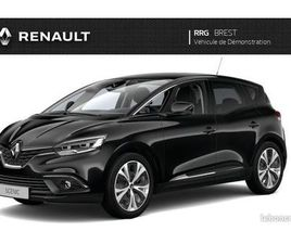 RENAULT SCÉNIC INTENS ENERGY TCE 160 EDC