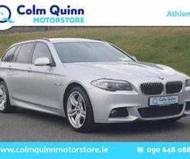 BMW 5 SERIES 520D M SPORT TOURING AUTO 5DR FOR SALE IN WESTMEATH FOR €16995 ON DONEDEAL