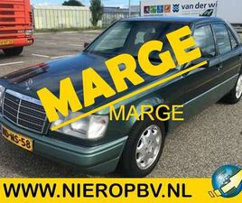 MERCEDES-BENZ E 220 MARGE