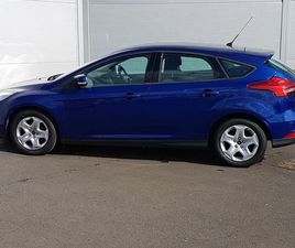 2016 FORD FOCUS 1.6 STYLE 5DR