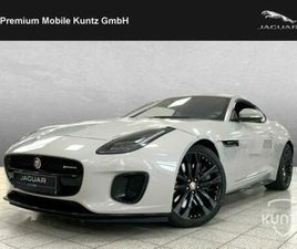 JAGUAR F-TYPE COUPE R-DYNAMIC AWD *SONDERMODELL*