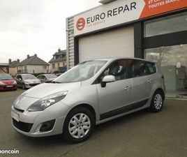 RENAULT GRAND SCENIC III DCI 110 FAP ECO2 EXPRESSION EURO 5 EDC 108155 KMS 07/2010
