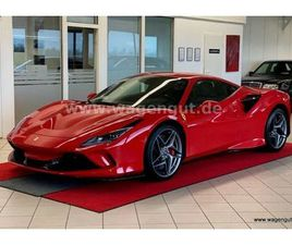 FERRARI F8 TRIBUTO COUPE*CARBON*LIFT*RACING SEATS*