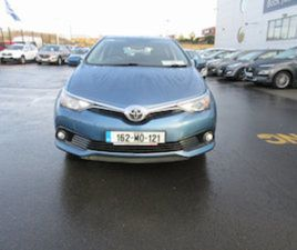 TOYOTA AURIS 1.4D-4D LUNA 4DR FOR SALE IN LIMERICK FOR €15950 ON DONEDEAL